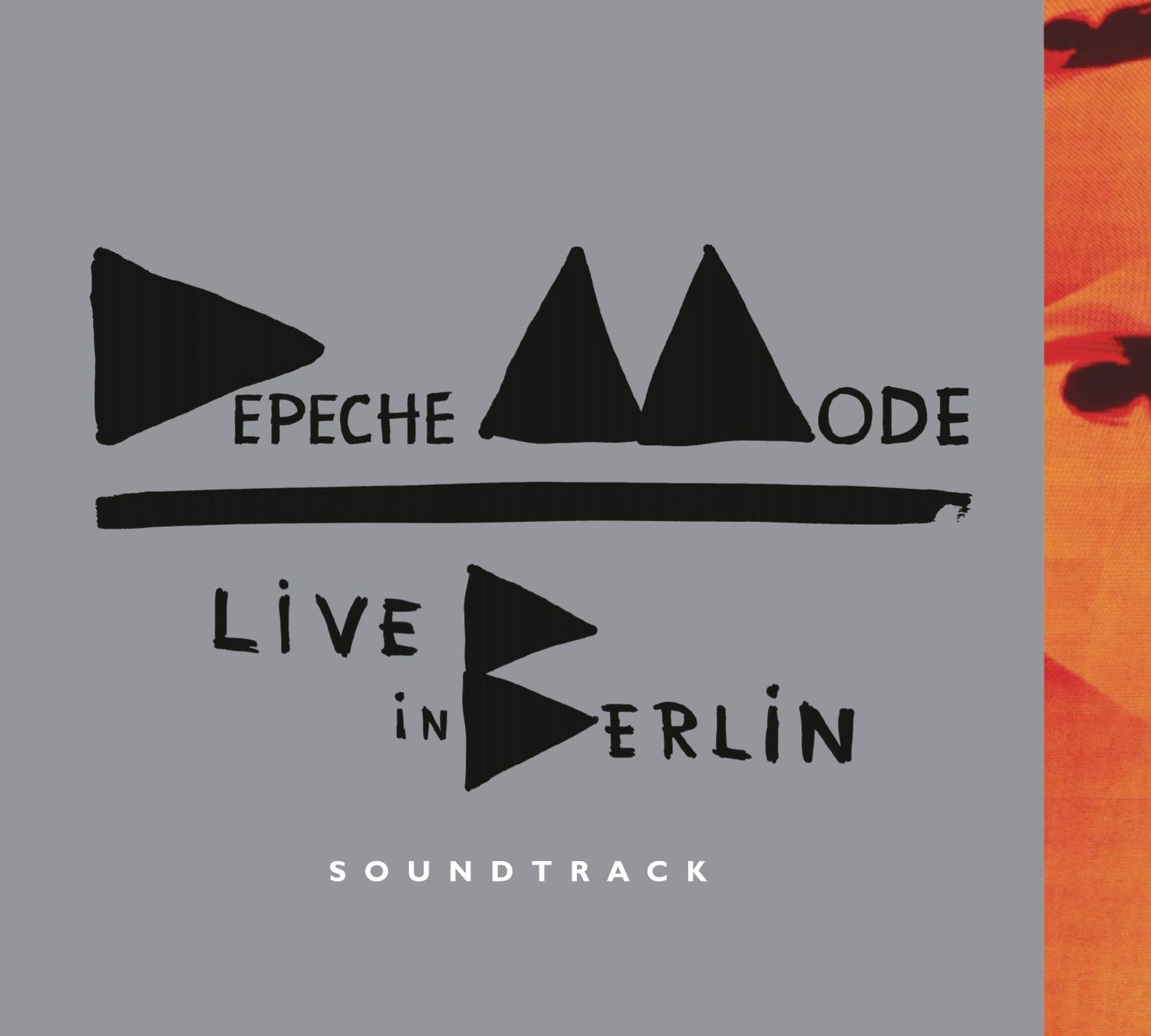 Live in Berlin Soundtrack by CD
