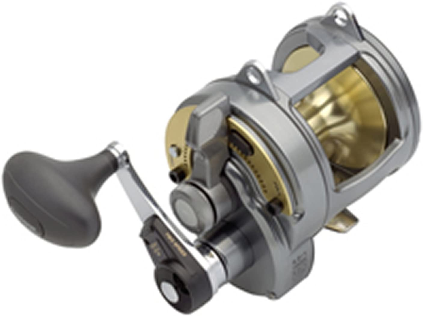 Shimano Tyronos Conventional Reel (2 Speed)