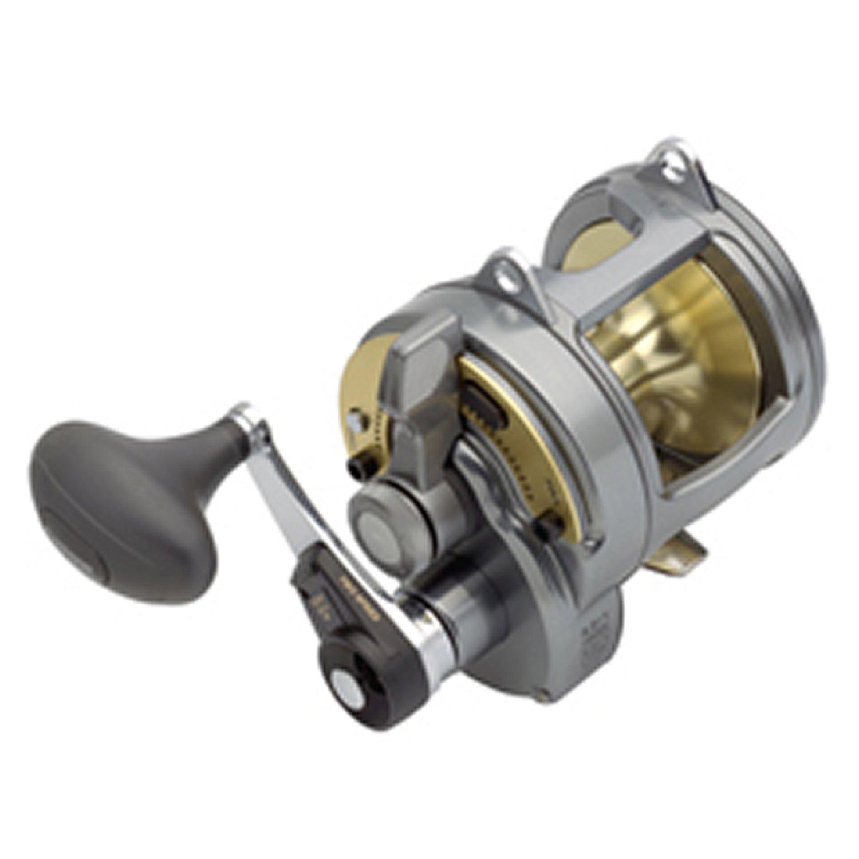 Shimano Tyrnos Reels Multiplier, 20-700 30-450 40-330 Single aluminium power handle