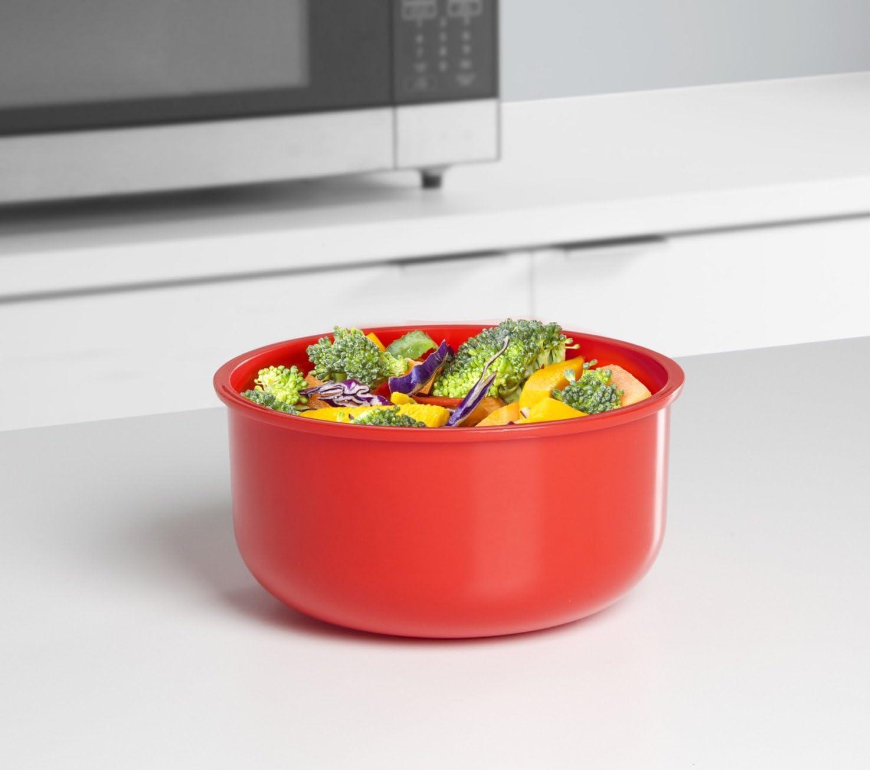 Amazon.com: Sistema Taza de sopa para microondas, tazón ...