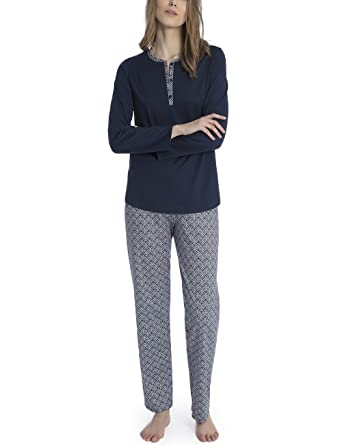 design intemporel mignonne beau look CALIDA Enya Ensemble de Pyjama Femme: Amazon.fr: Vêtements ...
