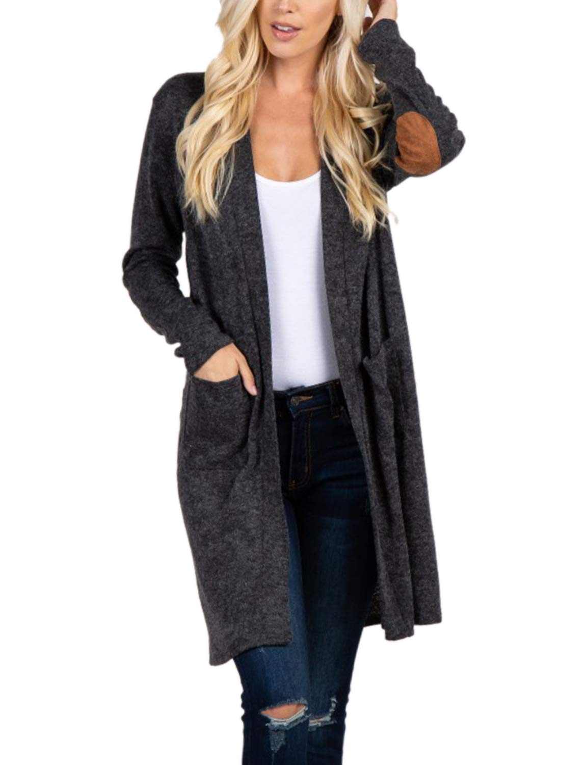 Super soft cardigan sweater