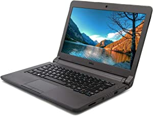 Dell Latitude 3340 13.3 Inch Business Laptop, Intel Core i5-4210U up to 2.7GHz, 8G DDR3L, 120G SSD, WiFi, HDMI, Mini DP, USB 3.0, Win 10 64 Bit Multi-Language Support English/French/Spanish(Renewed)