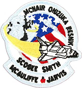space shuttle challenger mission patch - photo #4