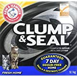 Arm & Hammer Cat Litter Clump and Seal Fresh Home, 9.1 kg