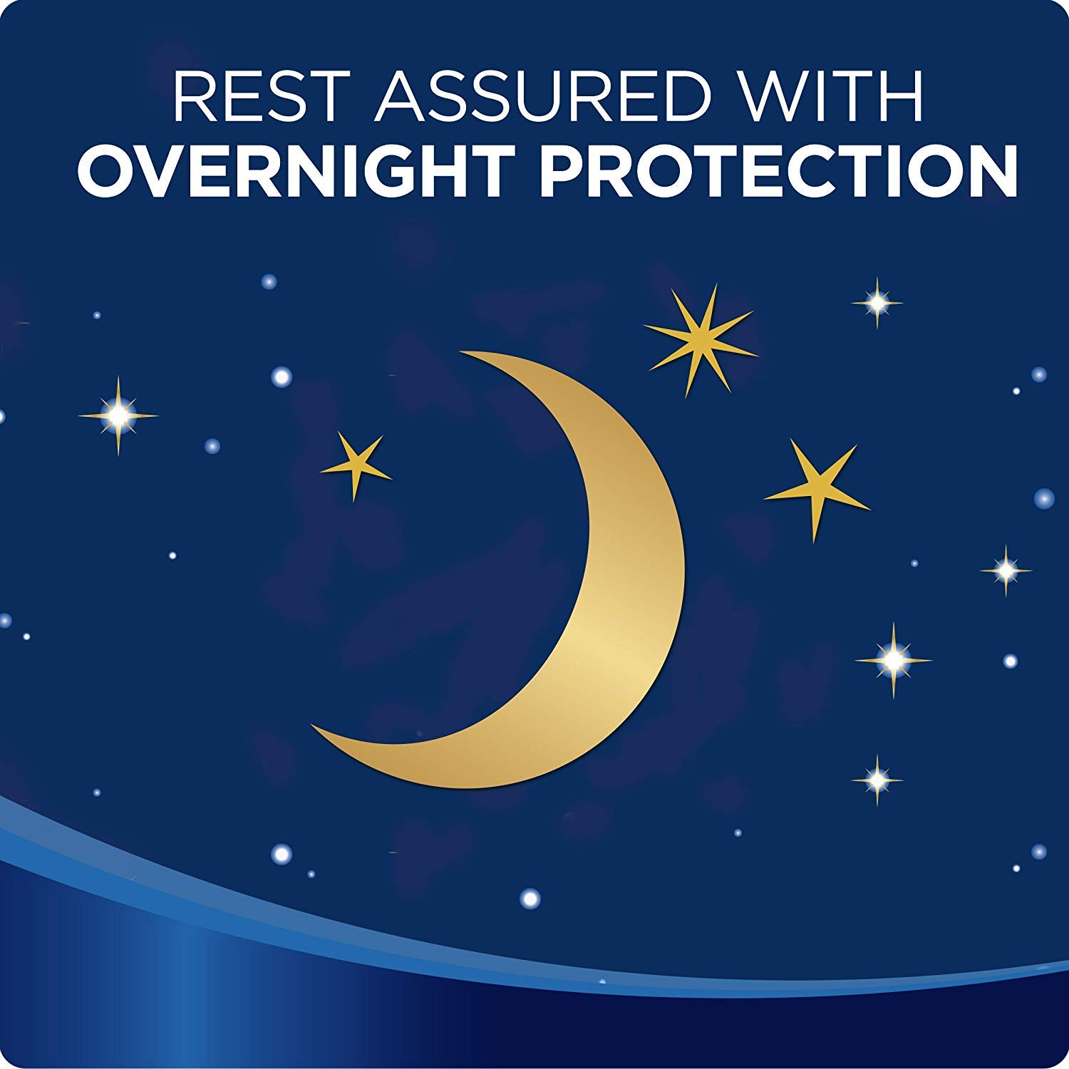 Amazon.com: Always Overnight Flexi Wings Unscented Ultra Thin, 14 Pads - 2 Packs: Health & Personal Care
