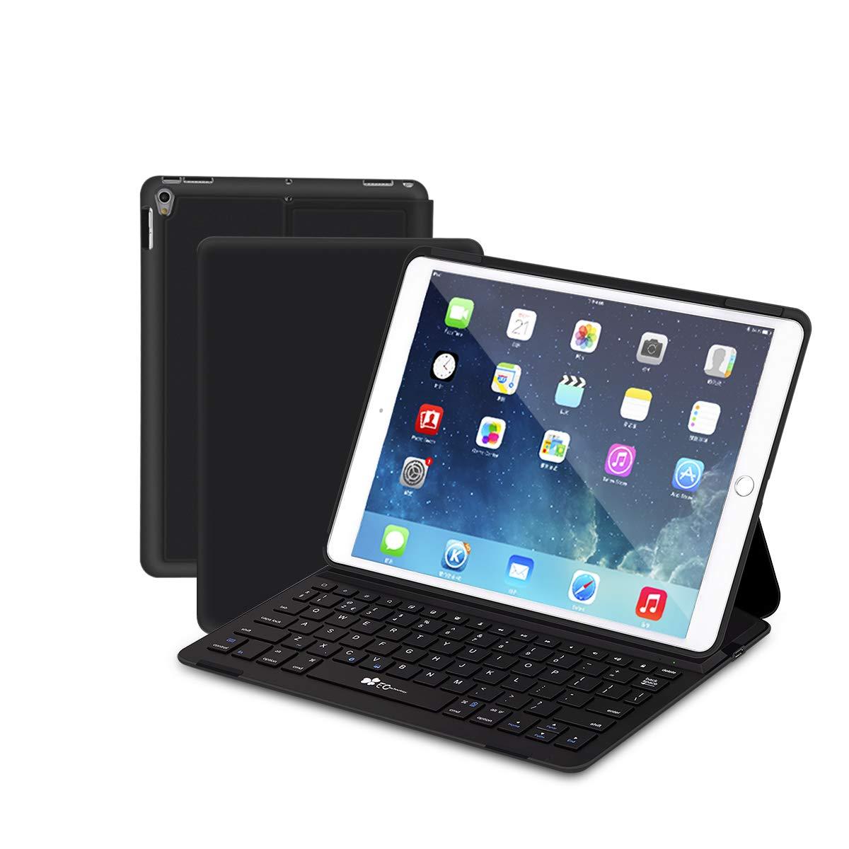 【お買い得!】 iPad Pro 10.5キーボードケース、Gachi超薄型軽量ワイヤレスBluetoothキーボード磁気スイッチとマルチアングルスタンド互換性のあるiPad Pro iPad B07Q1P44R6 10.5インチ2017&iPad Pro Air 10.5 2019タブレット B07Q1P44R6, UEDA BASE CAMP:944567b6 --- a0267596.xsph.ru