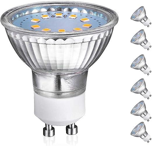 lampara gu10 led 50 watt