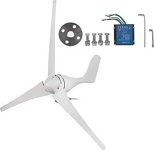 SHZOND 400W Hybrid Wind Turbine Generator