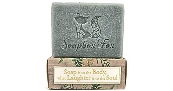 Amazon.com: Aqua Spa – jabón desintoxicante con menta ...