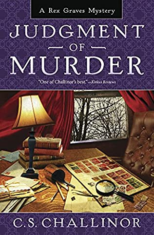 book cover of Judgment of Murder