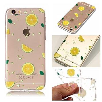 coque iphone 7 citron