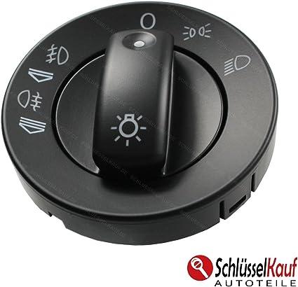 Konikon Passend Für Audi A4 8e B6 B7 Bj 00 07 Licht Schalter Abdeckung Ersatz Reparatur Gehäuse 8e0941531 Lichtschaltergehäuse Deckel Neu Auto