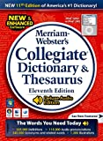 Merriam Webster's Collegiate Dictionary & Thesaurus:  Classroom/ Site License - 15 users [Download]