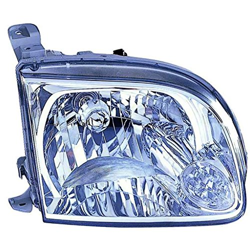 Fits Toyota Tundra 05-06 Headlight Assembly Regular Cab,Access Cab Passenger Side (NSF Certified)