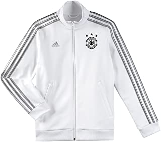 Adidas Germany Youth Track Top White