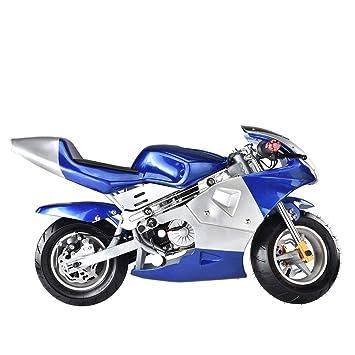Amazon.com: NHT Motocicleta para niños y adolescentes Mini ...