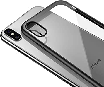 LAYJOY Funda iPhone XS, Funda iPhone X, Carcasa Ligera Silicona ...