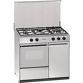 Cocina De Gas Meireles E2940dvx Horno Electrico 412 85 Amazon Es