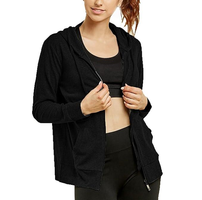 Amazon.com: vidrio casa ropa para mujer con cierre Active ...
