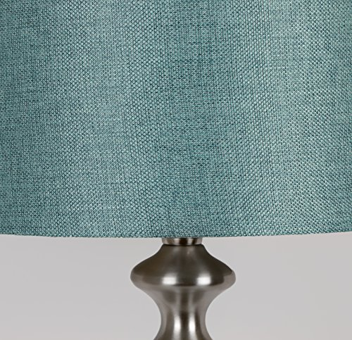 Buy turquoise lamp shades for table lamps