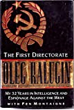 The First Directorate 9780312114268