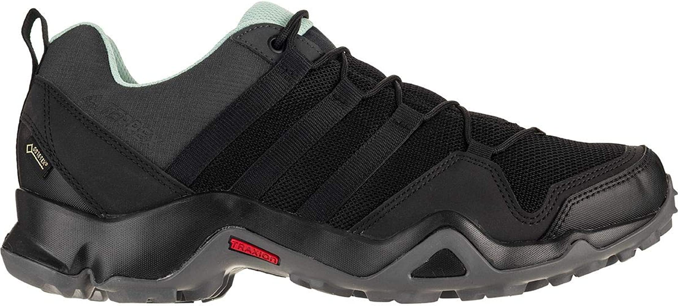 Amazon.com | adidas outdoor Women's Terrex AX2R GTX Black ...