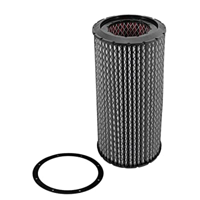 K&N Engine Air Filter: High Performance, Premium, Washable, Industrial Replacement Filter, Heavy Duty: 38-2040R: Automotive