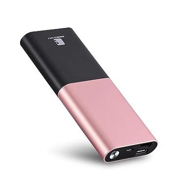 Batería Externa Power Bank 10000mAh Seedary Cargador Portátil ...