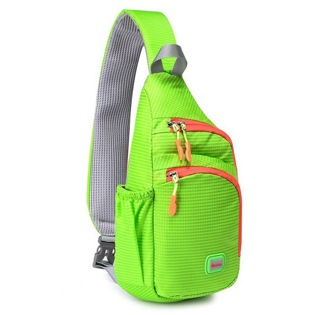 CJ Sacca Da Viaggio Sportiva Borsa A Tracolla Per Uomo E Donna Tasca  Alpinistica Per Il Tempo Libero df0946cc40c