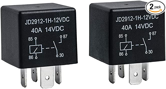 Auto Parts And Vehicles 12 Volt 4 Pin Spdt Automotive