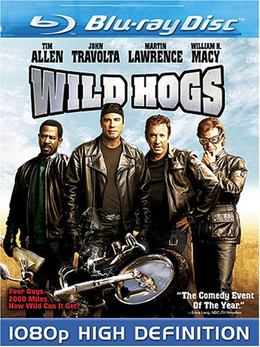 wild hogs blu ray buyer's guide