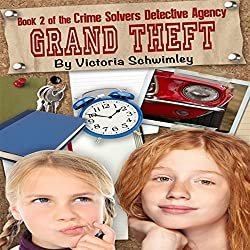 Grand Theft: Crime Solver's Detective Agency, Volume 2
