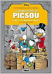 La grande épopée de Picsou, Tome 5 : Le trésor de Crésus