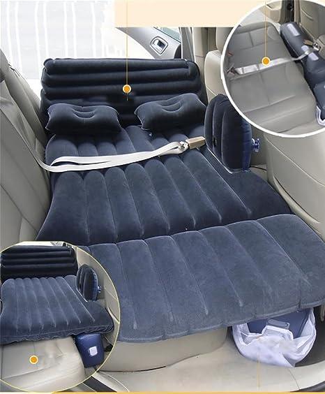 Z9CTHDF25JL Colchón inflable para coche, cama, asiento de ...