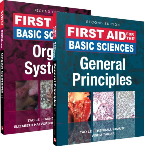 First Aid Basic Sciences 2/E (VALUE PACK) by McGraw-Hill Education / Medical