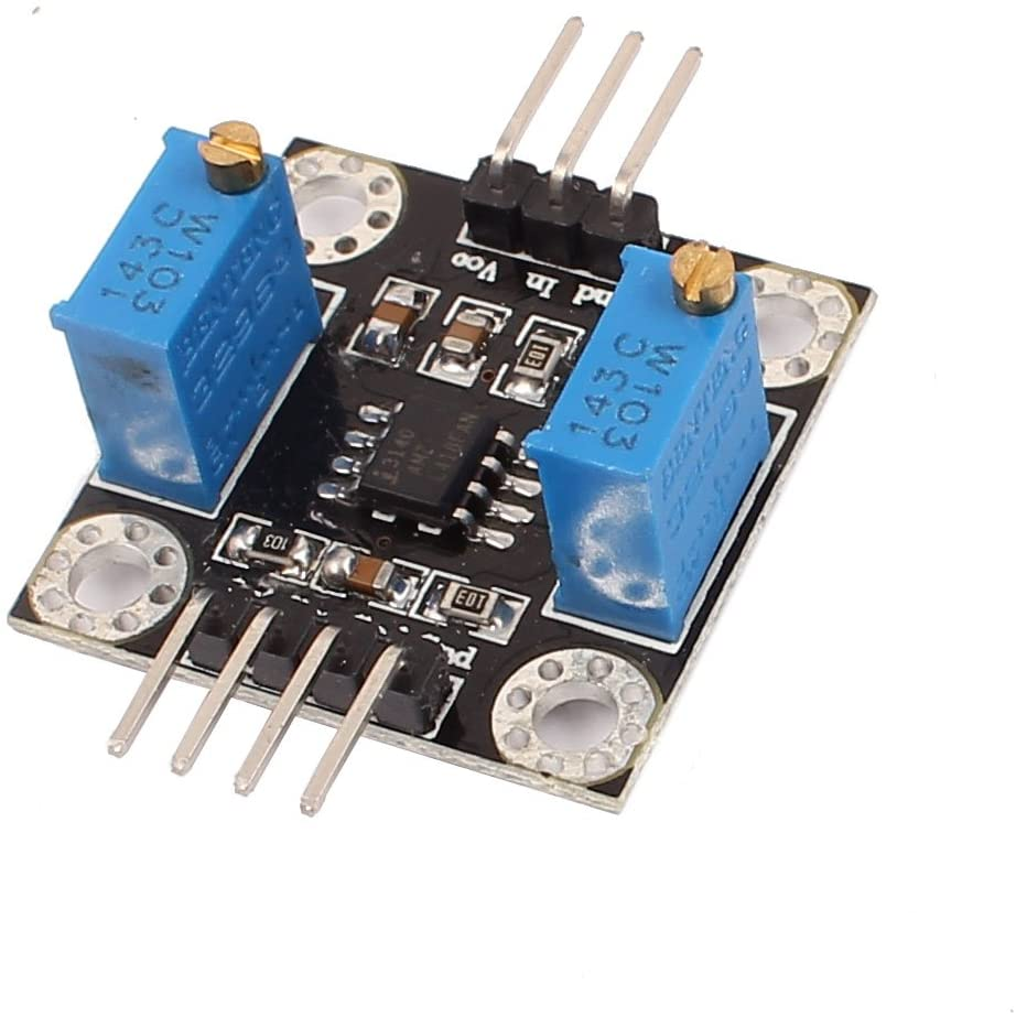 Universal DC Voltage Signal Amplifier Magnification Module Gain Signal