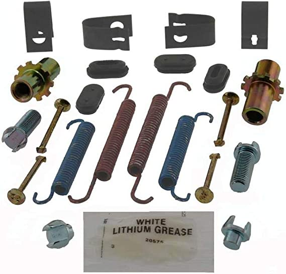 Carlson Quality Brake Parts 17448 Drum Brake Hardware Kit