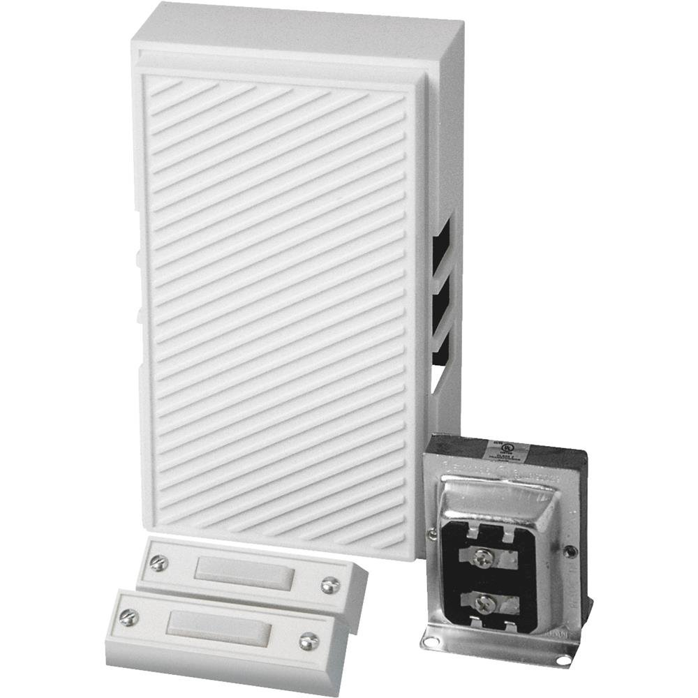 Carlon Wired Door Chime Kit - 1 Each