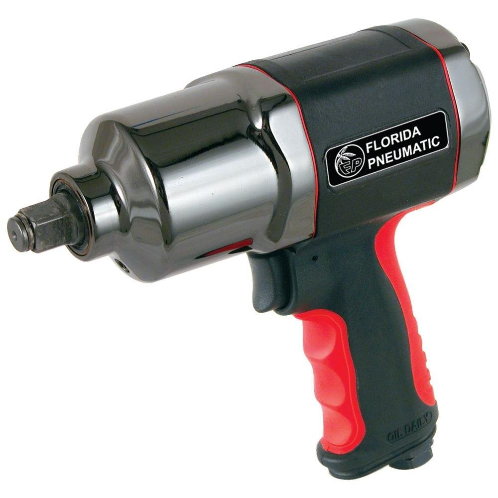 Florida Pneumatic FP-743A 1/2 in. Heavy Duty Impact Wrench