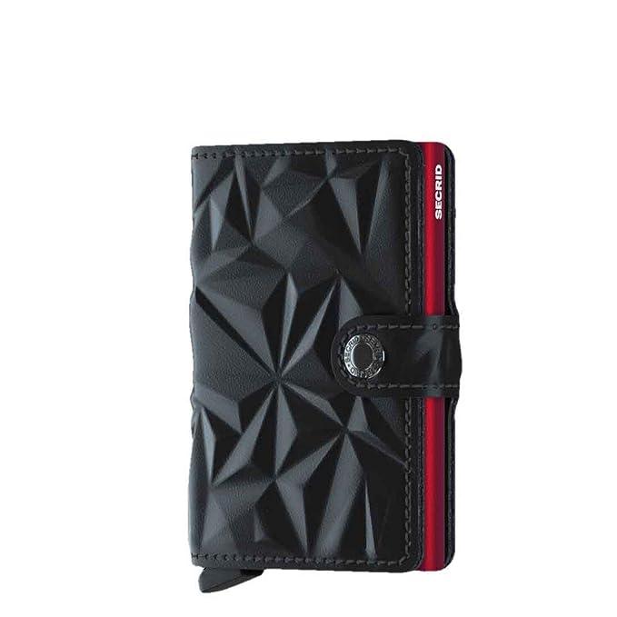 comprare popolare 605c2 73ea0 Secrid - portafogli Miniwallet - Mattone - MM.BRICK-BLACK - Mattone - UNICA
