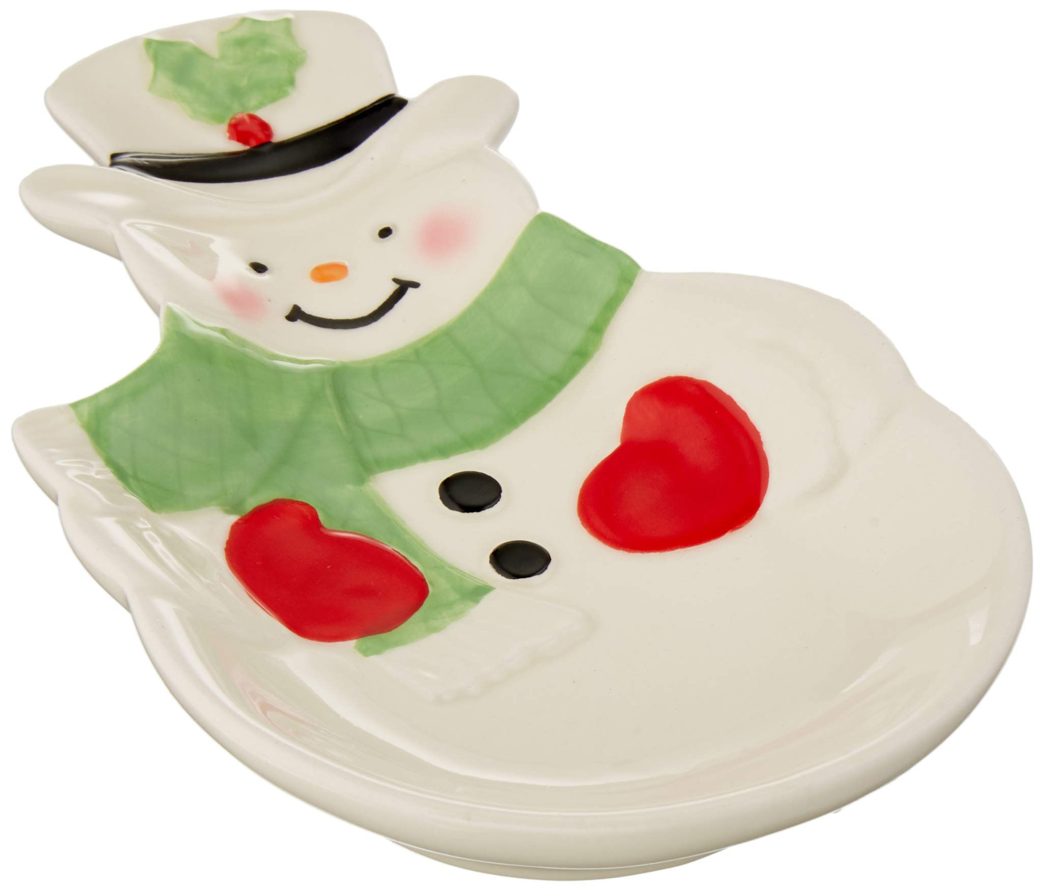 Lenox 882206  Hosting The Holidays Spoon Rest, Multicolor