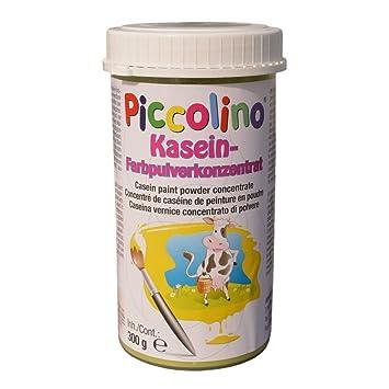 Peinture En Poudre Pour Enfant   Peinture à La Caséine En Poudre Piccolino  300gr Bleu Clair