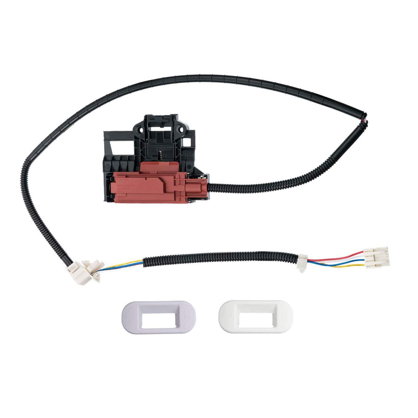Siwdoy W10404050 Lid Lock Latch Switch for Whirlpool Kenmore Washing Machine W10238287 AP5263307 PS3497627