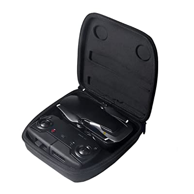 HobbyMarking Waterproof Shockproof Storage Carrying Box Case Travel Bag for DJI Mavic Air Drone & Remote Control: Electronics