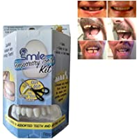 Yiitay Temporary tooth repair kit Temporary Missing Tooth Kit Complete Temp Dental Replacement Tooth Repair Kit