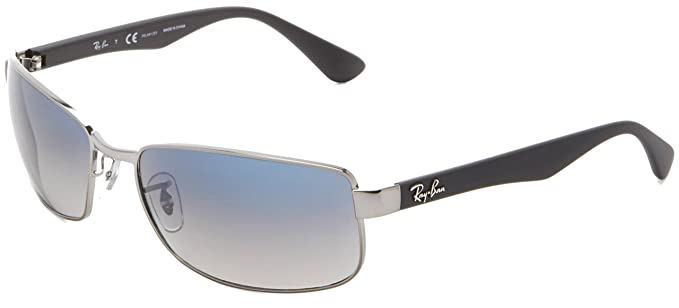 d08869924a Ray-Ban Lifestyle Polarized Sunglasses RB 3478 004 78 63mm + SD Glasses +