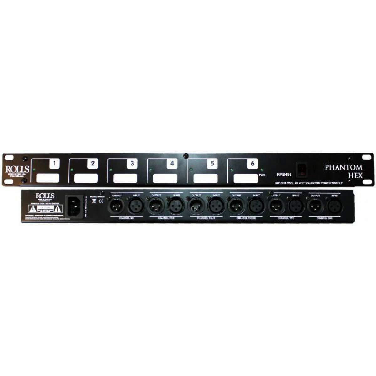 B001032III rolls Hex 6-CH Phantom Power (RPB486) 61uBqrPGUjL._SL1200_