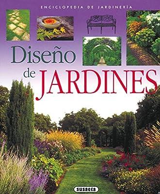 Diseño De Jardines Enci.De Jardines Enciclopedia De Jardinería: Amazon.es: Susaeta, Equipo, Susaeta, Equipo: Libros