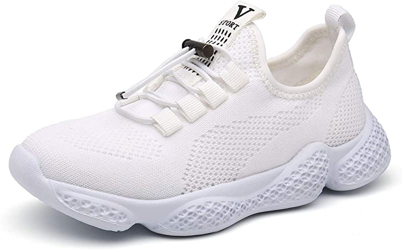 Zapatos Deportivos Infantil Zapatillas Running Sneakers Al Aire Ligero Niño Niña Unisex: Amazon.es: Zapatos y complementos